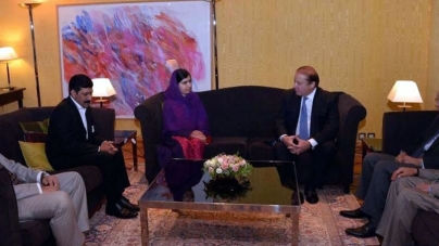 Malala Yousafzai wants to Return Home