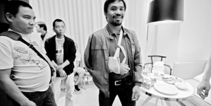 Manny Pacquiao Undergoes Surgery on Injured Shoulder