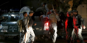 Militants Wage Overnight Gunfight in Kabul Diplomatic Quarter