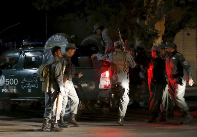 Militants Wage Overnight Gunfight in Kabul Diplomatic Quarter