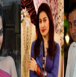 Veena Malik, Shaista Lodhi, Mir Shakeel Court Orders 26 Years in Jail