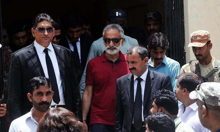 Mirza Allowed to Leave Country for Three Weeks