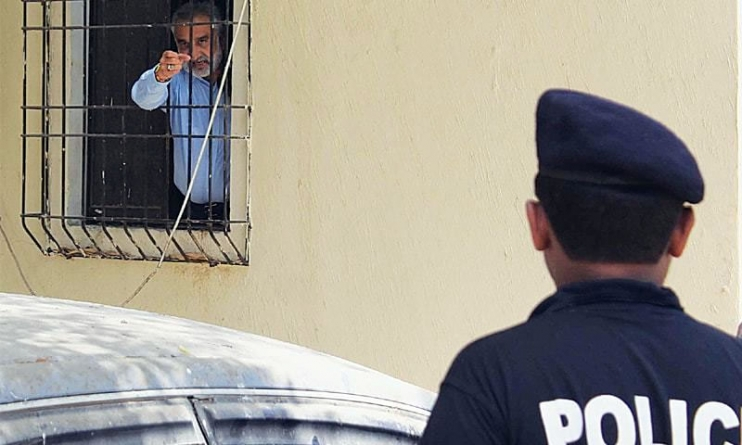 Mirza Spends Eight Hours in Courtroom to Avoid Arrest