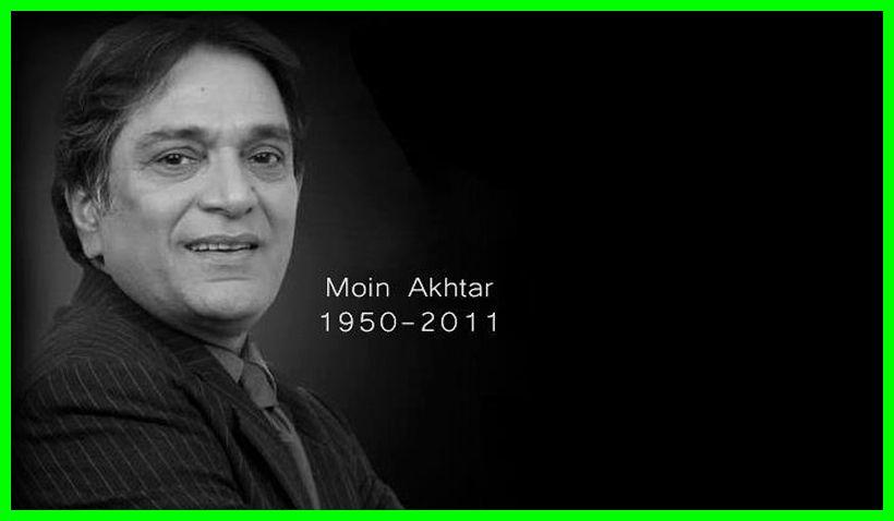Moin Akhtar anniversary