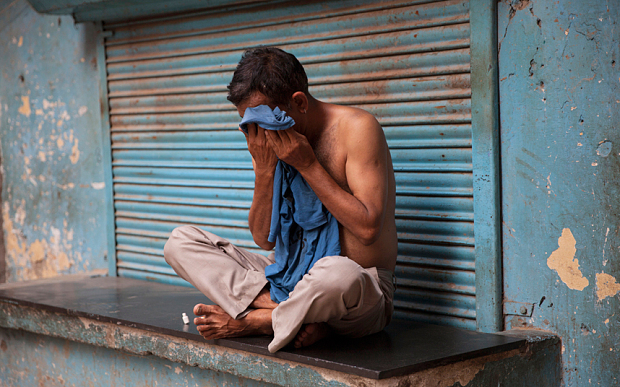 More Than 430 Dead in India Heatwave