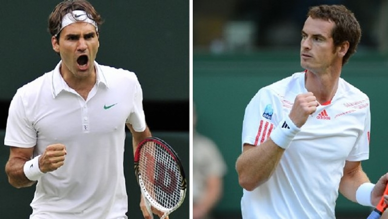 Murray, Federer Advance in Straight Sets at Indian Wells