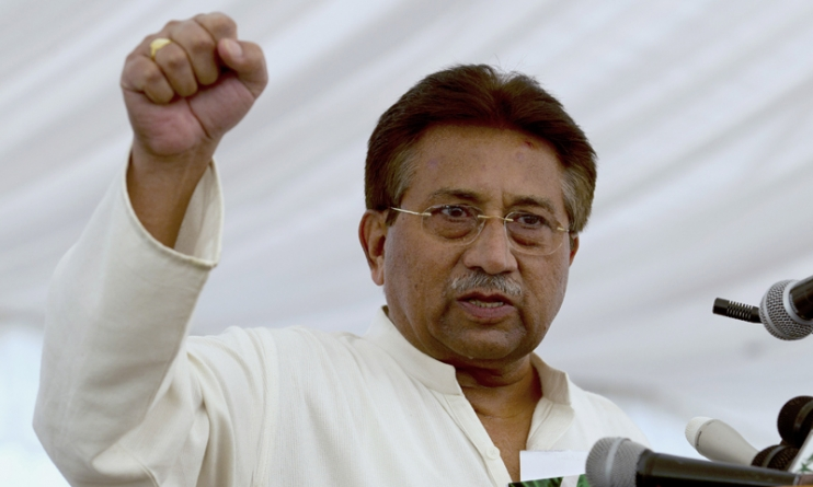 Senior Counsel Challenges Order Against Musharraf's 'Abettors'