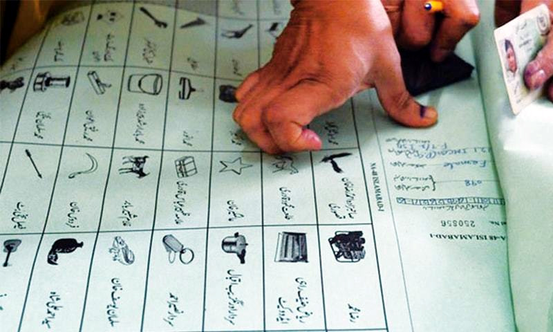 NA-246 by-election