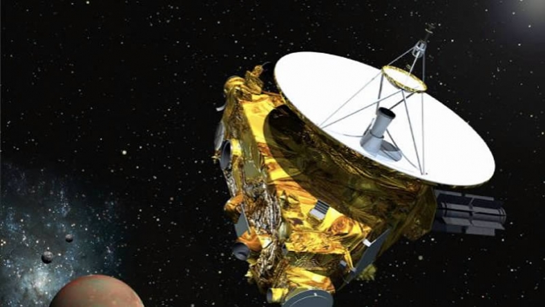 NASA Craft Set to Beam Home Close-Ups Of Pluto