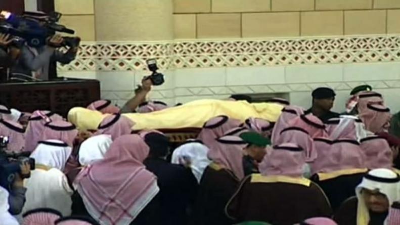 Nawaz, Shahbaz Sharif's Attend Saudi King's Funeral
