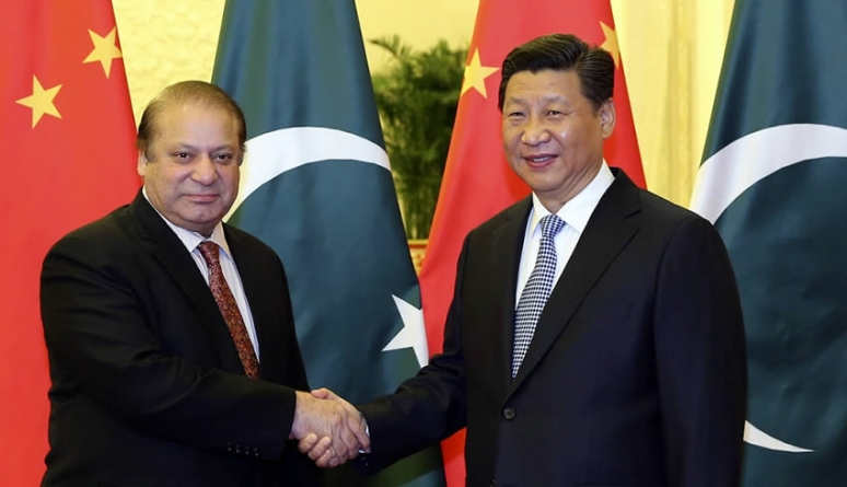 Chinese President Arrives On Historic Two Day Visit Today