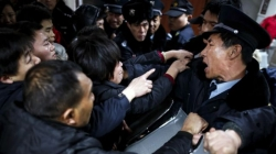 New Year's Stampede Kills 35 in Shanghai