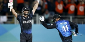 New Zealand Beat South Africa in Thriller to Reach World Cup Final
