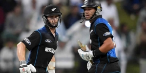 New Zealand Beat Scotland by 3 Wickets