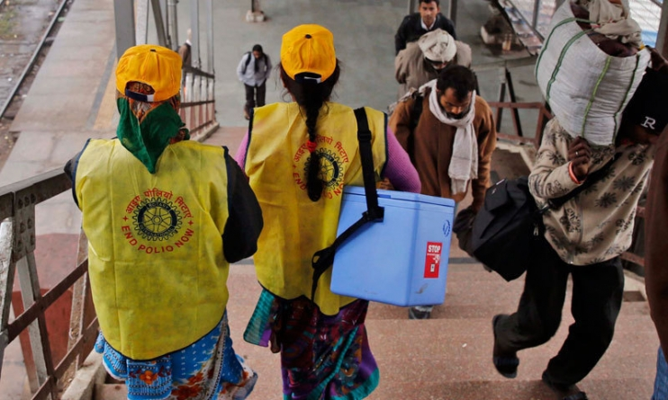 No Agreement on Funding for Controversial Polio EOC