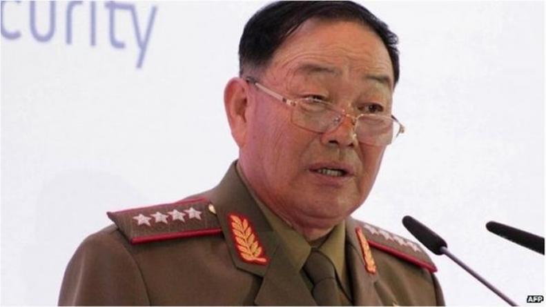 N. Korea Defence Minister Executed: S. Korea Intelligence