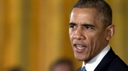 Obama: Israel Risks Losing Credibility Over Palestinian State Stance