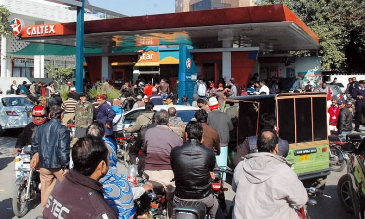 Oil Crisis: 'Entire Supply Chain to Blame'