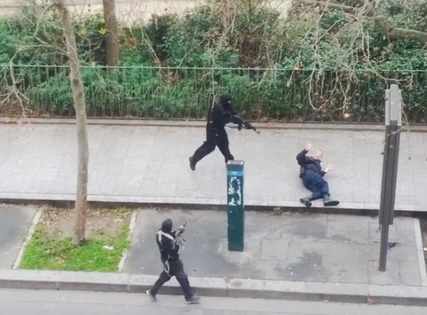 Charlie Hebdo Image Reveals Aftermath of Shooting That Left 12 Dead