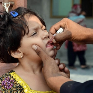 Over 34m Children to be Vaccinated in the Year's First Polio Drive