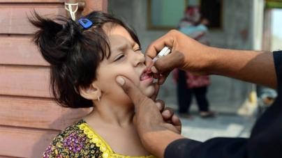 Three-day Anti Polio Drive Begins