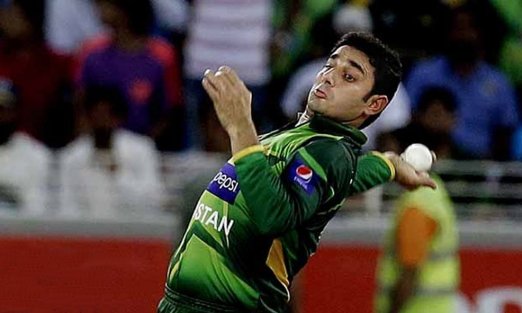Suspended Saeed Ajmal in Pakistan's World Cup Squad