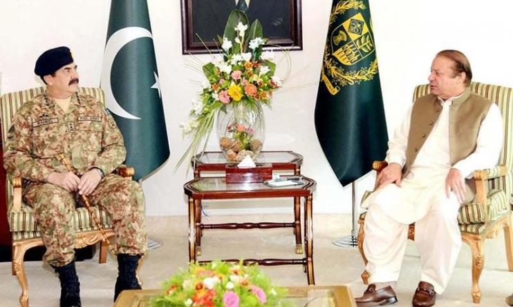 PM Backs Military-Led Action Against Criminals