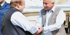 PM Nawaz Sharif Blames Foreign Forces for Terrorism
