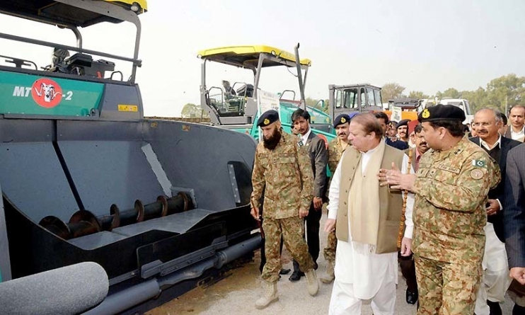 PM Nawaz Sharif Says His 'Plan D' is For Development