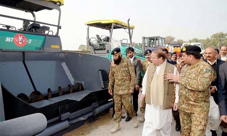 PM Nawaz Sharif Says His 'Plan D' is For Development