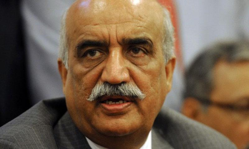 Syed Khurshid Shah