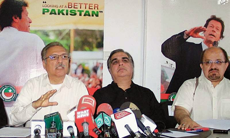 PTI intent on holding