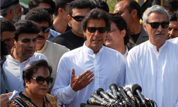 PTI Takes Back Three Of its 14 Witnesses