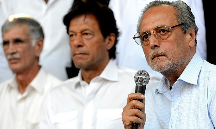 PTI rejects local poll results