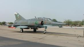 Pakistan Air Force Pilots Survive Jet Crash