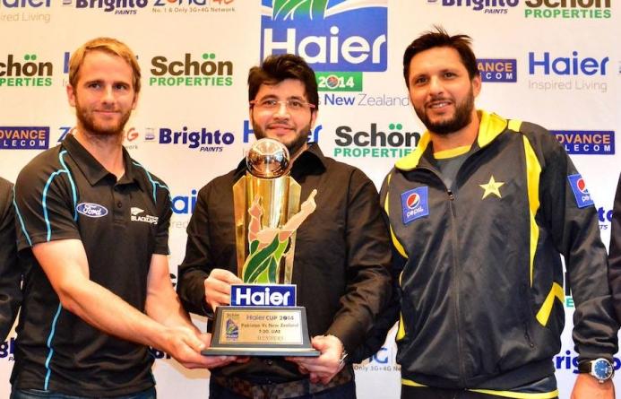 Pakistan, New Zealand dedicate T20 Trophy to Phillip Hughes