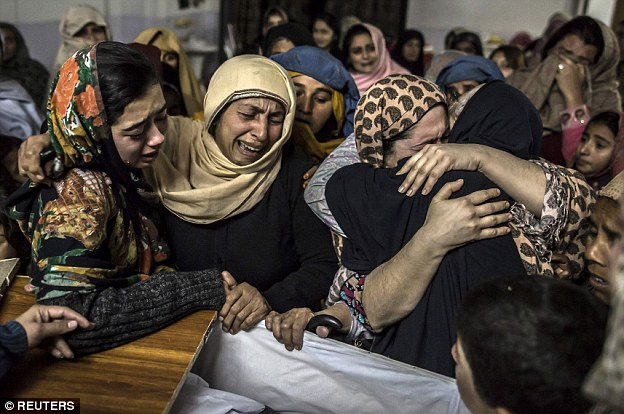 Bloodiest Peshawar Attack -145 Dead Including 132 Children
