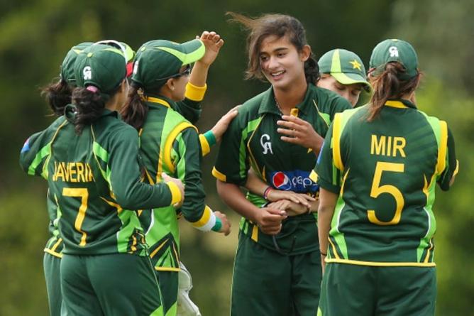 Pakistani Women Won by 5 Wickets Against Sri Lanka Women