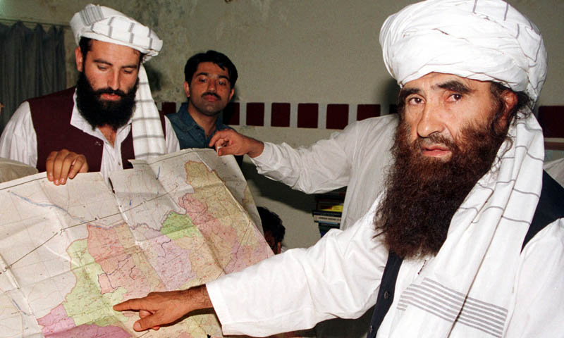 Pakistan bans Haqqani network