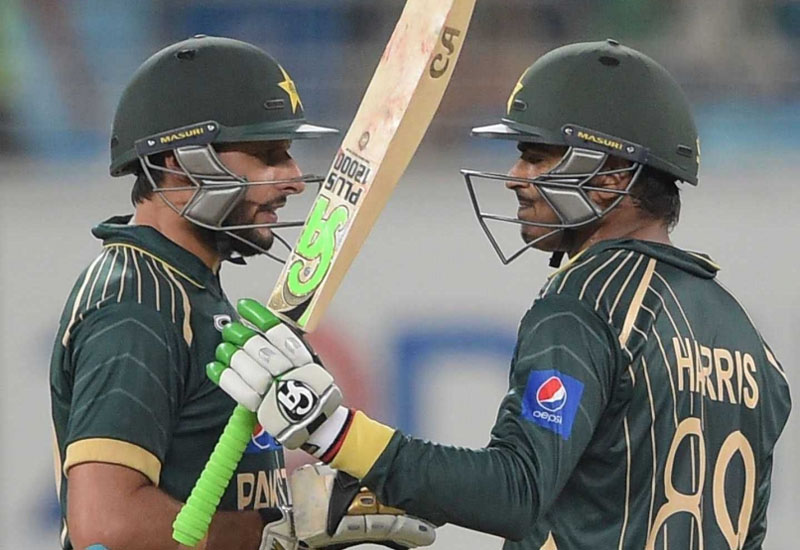 Pakistan beat New Zealan