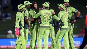 Pakistan Beat UAE by 129 Runs