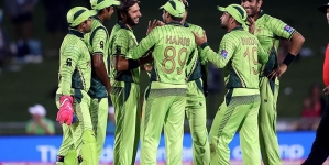 Pakistan Beat UAE by 129 Runs