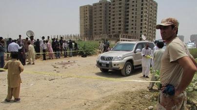 45 killed in Attack on Ismaili Community Bus in Karachi