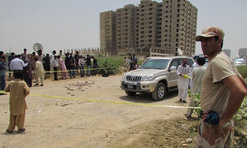 Pakistan gunmen kill