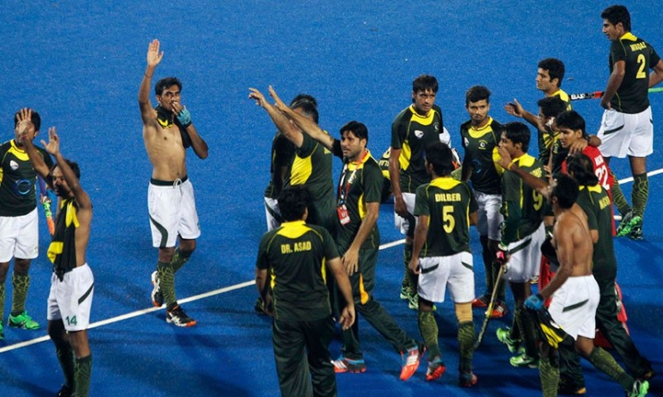 Pakistan Hockey Team to Tour South Korea