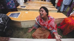 Pakistan Mourns 141 Killed in Taliban School Carnage
