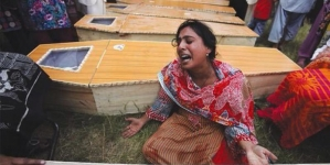 Pakistan Mourns 141 Killed in Taliban School Carnage