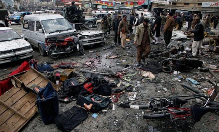 Watch Video: Pakistan Ranked 3rd in Global Terrorism index