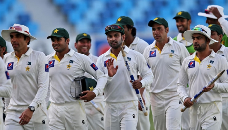 Pakistan Retain Winning Squad For New Zealand Test