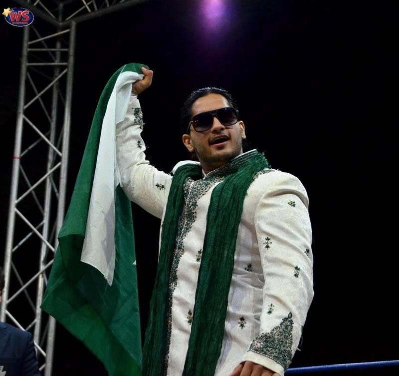 Baadshah Pehlwan Khan